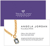 Business cards traci lynn jewelry multi scene product business cards colourmoves