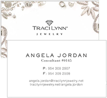 Business cards traci lynn jewelry silver product business cards colourmoves