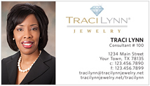 Business cards traci lynn jewelry photo business cards colourmoves