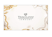 Traci lynn jewelry gold product business cards colourmoves